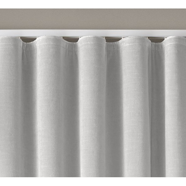 Andorra Warm Gray Curtain