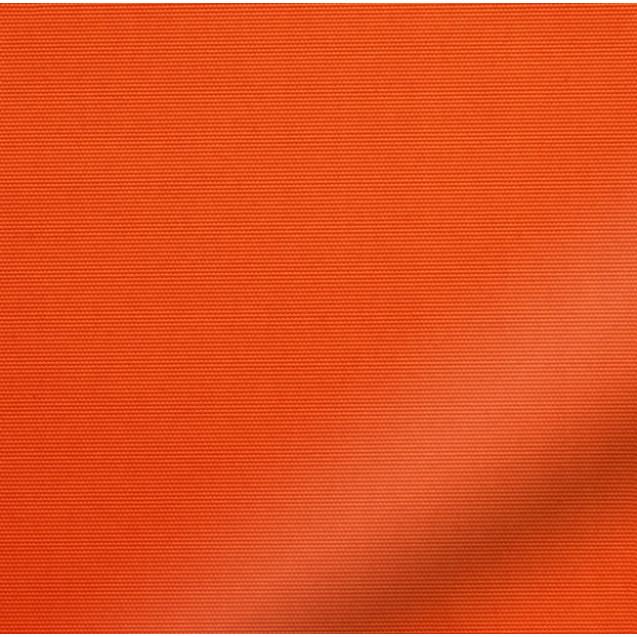 Aruba Orange Plain Roller Blind