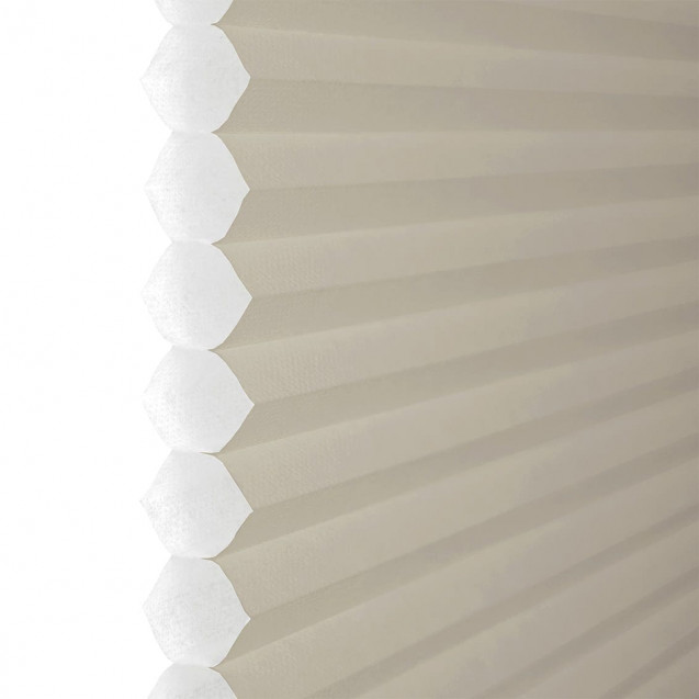 Cocoa Translucent Honeycomb Blind