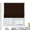 Cotton Candy Choco Roman Blinds