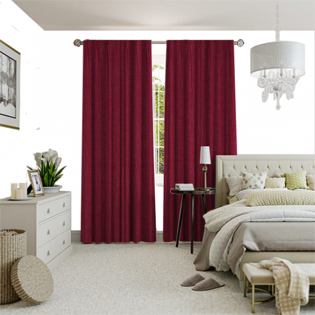 Cotton Candy Flamingo Curtain