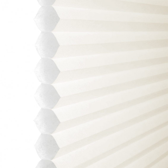 Cream Translucent Honeycomb Blind