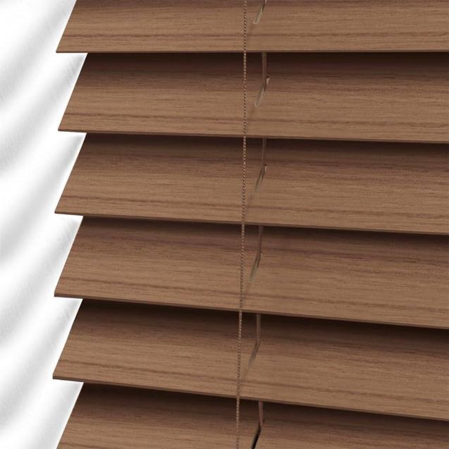 Cuban Oak 50mm Wood Venetian