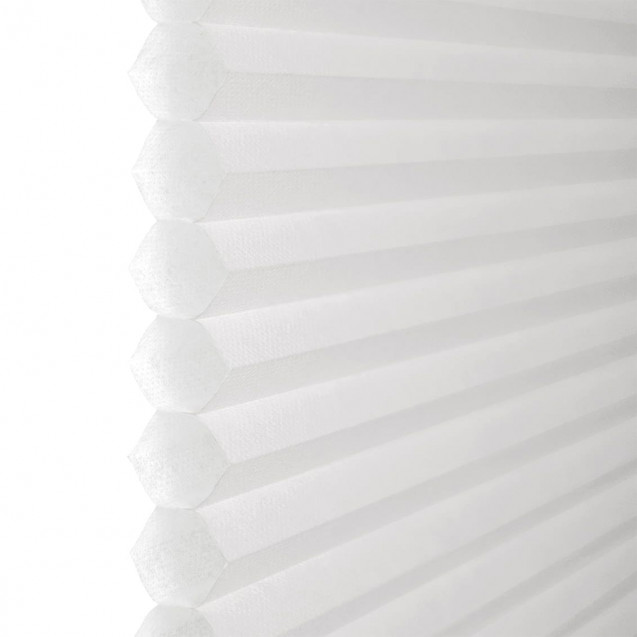 Grey Translucent Honeycomb Blind