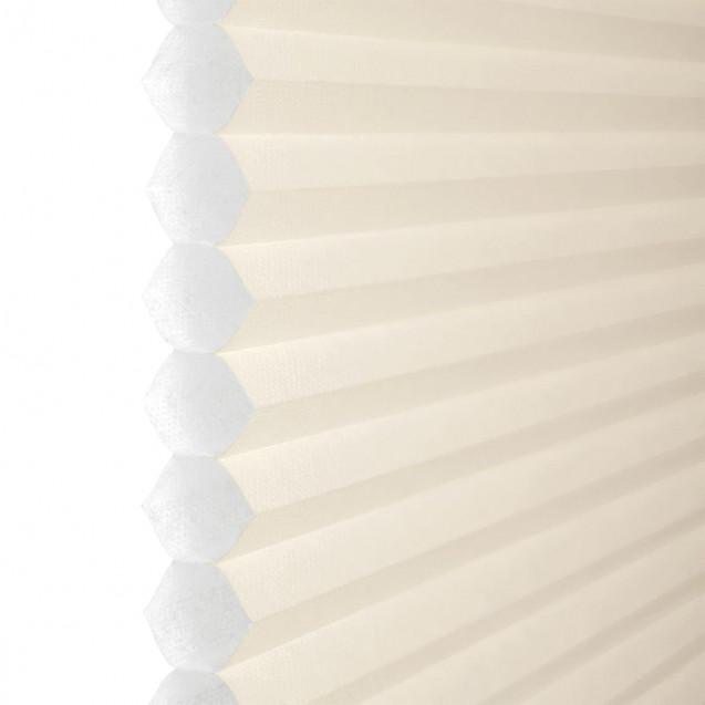 Light Camel Translucent Honeycomb Blind