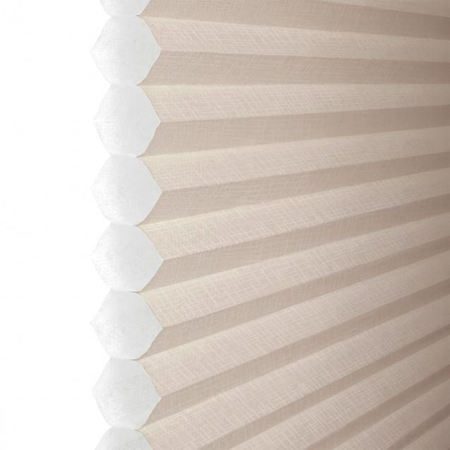Mocha Translucent Honeycomb Blind