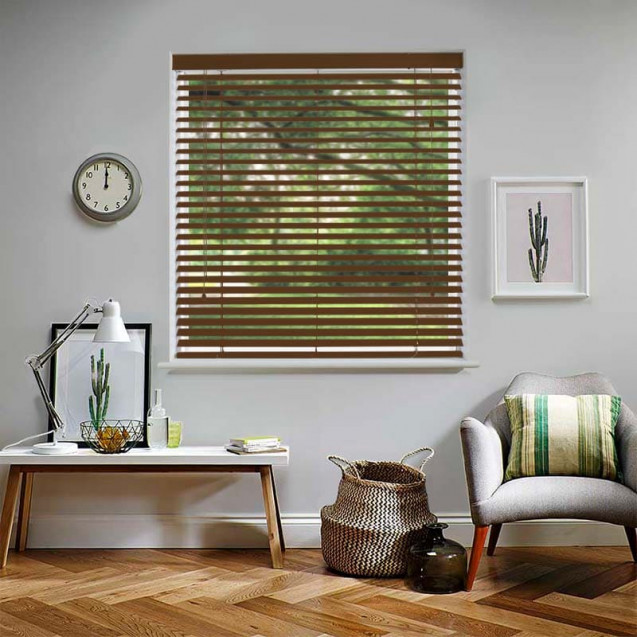 Oak Wood Premier Wood Venetian