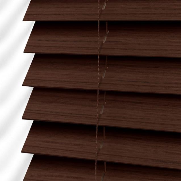 Rosewood 50mm Wood Venetian
